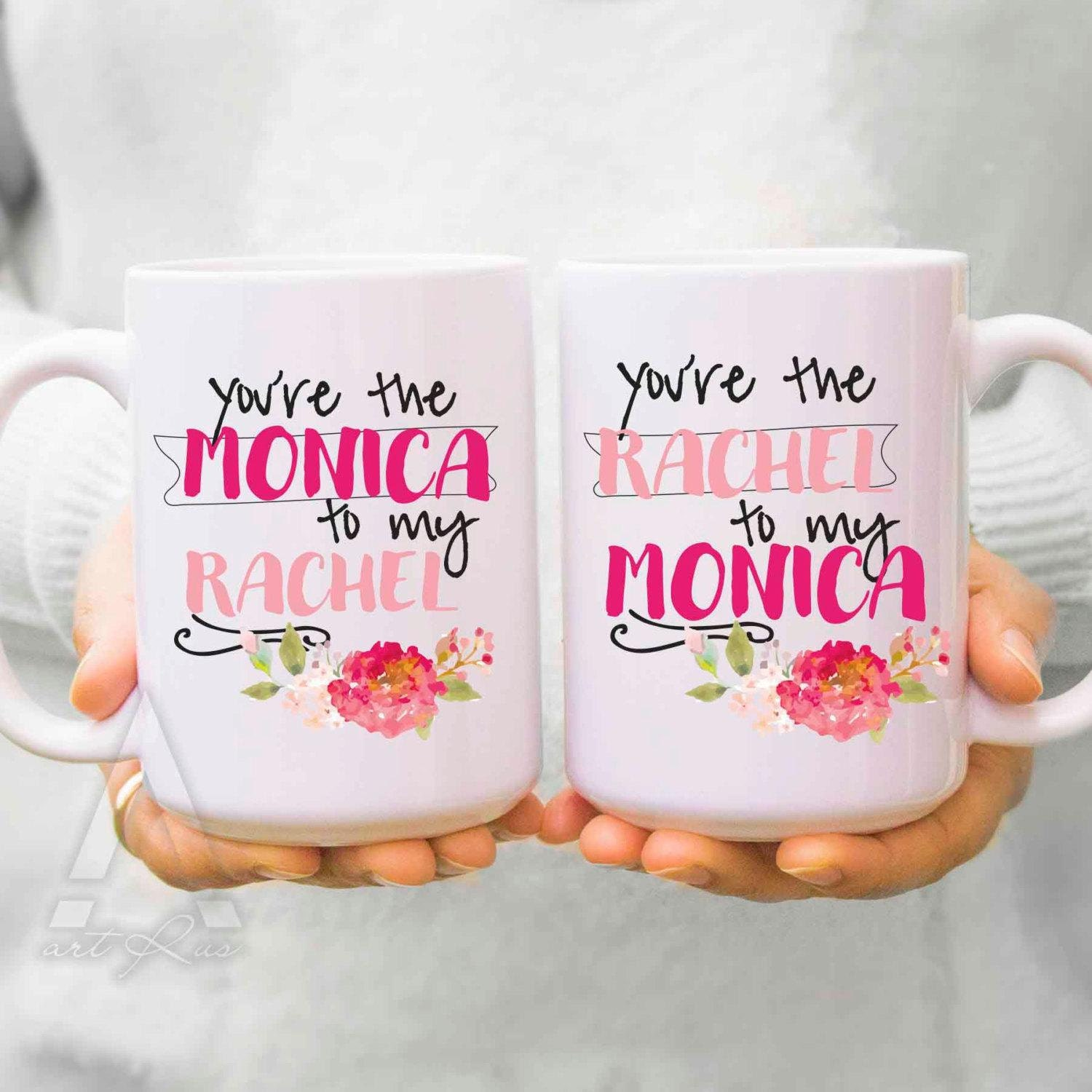 Christmas Gifts For Best Friends You Are The Monica To