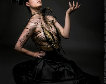 Body Cage - Costume Designer - Fashion - Goth - Alternative