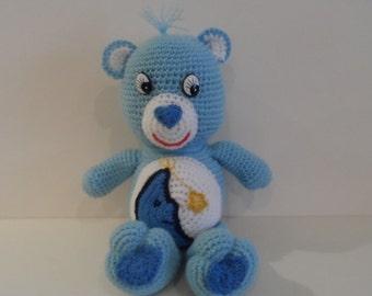 Crochet Care Bear