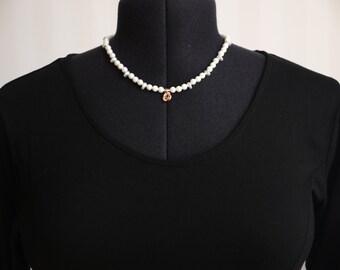 Rose n' pearls