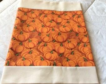 Pumpkin Thanksgiving Table Runner