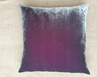 30%Discount! Plum hand made luxury cushion cover