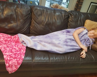 Mermaid Snuggie