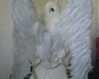 Mini Angel articulated Wings -ON ORDER