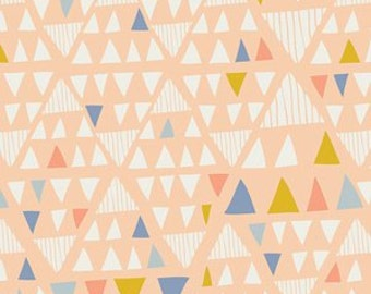 Mojave Opaque. Art Gallery Fabrics Tule collection by Leah Duncan.