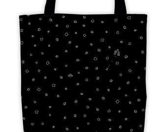 Asteroids Tote Bag