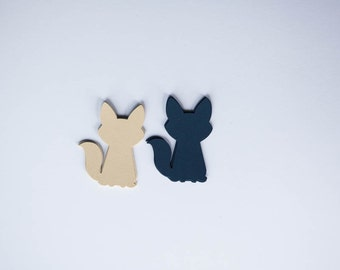 Fox Confetti, Fox Party, Woodland Animal, Woodland Animal Party, Woodland Animal Confetti, Fox Table Scatter, 30 pieces