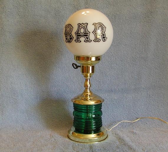 Accent Lamp Nautical Lamp Bar Lamp Up And Down Lamp