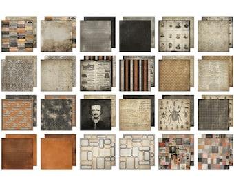 Tim Holtz Idea-ology REGIONS BEYOND Mini Paper Stash