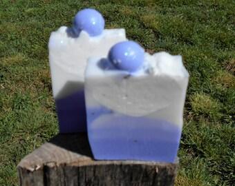 Lavender Blossom Handmade Soap
