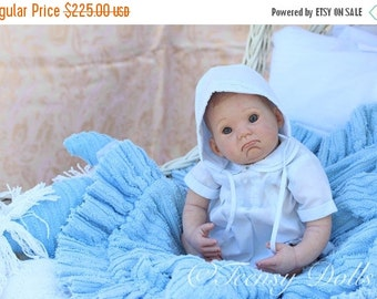 V-DAY Reborn Baby Doll, Muffin kit by Donna RuBert, For Sale