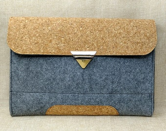 "Macbook 13 Pro Case, Felt Macbook Air 13 Case, 13"" Macbook Re Case, Macbook Pro Sleeve, Macbook Briefcase, Gift For Women, Gift Wrap, C1D490"