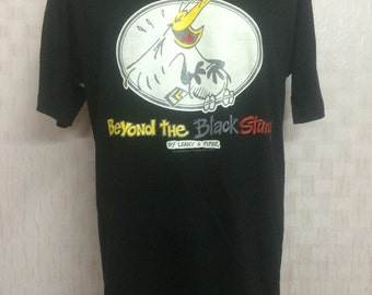 Vintage 1993 Beyond The Black Stump by LEAHY & PIPER Tshirt