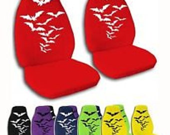 Bats Car Seat Covers....Many Colour Seat Covers...All Cars..