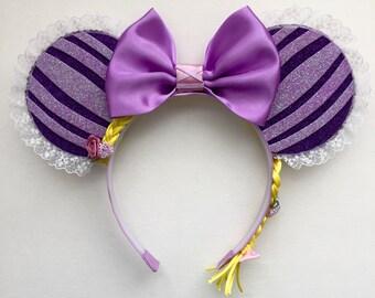 Tangled inspired ears!