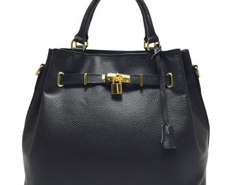 CONSTANCE bag genuine leather available in all primary colours