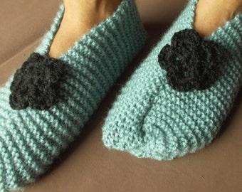 Warm and designer Knitting woolen socks