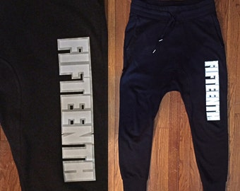 Riot in the Rose sweats
