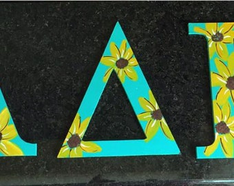 Handmade Painted Letters
