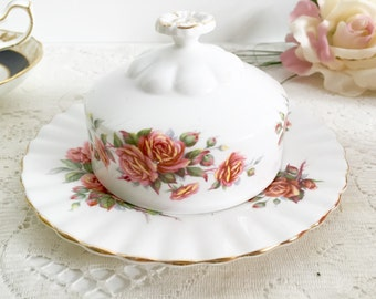 Items Similar To Butter Dish Poole Silver Co Quadruple