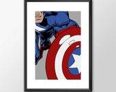 Captain America - Classic...