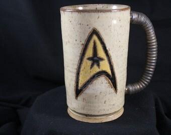 Star Trek Captain's Mug #605