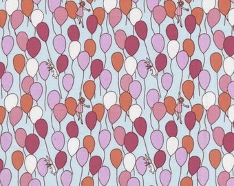 QUILTING COTTON: Michael Miller Balloons Fabric. Sold by the 1/2 yard