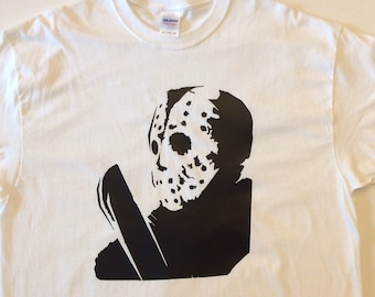 Halloween T-Shirt Jason, Freddy, Michael Myers