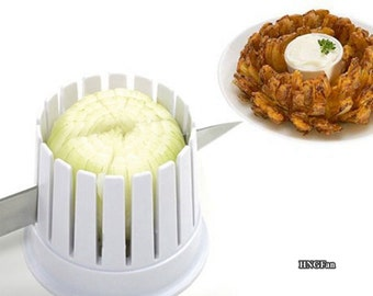 Kitchen Gadgets Onion Blossom Maker Onion Slicer Remover, HSD-154