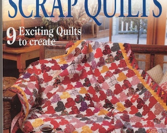 Sensational Scrap Quilts, Australian Patchwork and Quilting Magazine