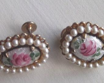 Vintage 1960s Earrings
