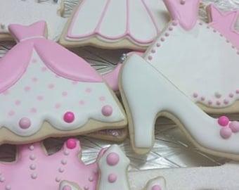 Princess Cookies (18 cookies)