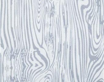 Grey Wood Crib Sheet