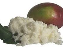 Mango Butter pure and natural 1.7oz  3.5oz  9oz 17.5oz