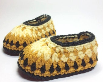 Galilee Baby Slippers