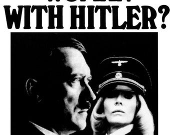 Ilsa: She Wolf of the SS (1975) Movie Poster