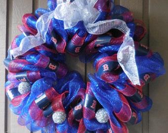 AWESOME Boston Red Sox Wreath