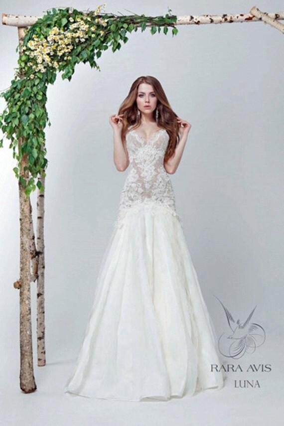Wedding Dresses  Luna : Mermaid wedding dress luna by
