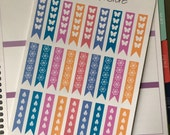 27 Spring Checklist Stickers For Planners