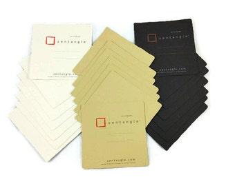 7-7-7 - Zentangle Square Tile Sampler