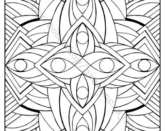 Coloring Page (Present)