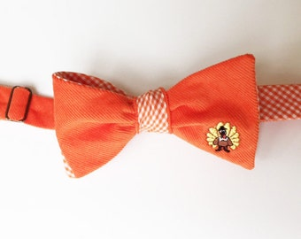 Thanksgiviing Bow tie! Perfect for the holiday!