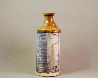 Vase, stoneware