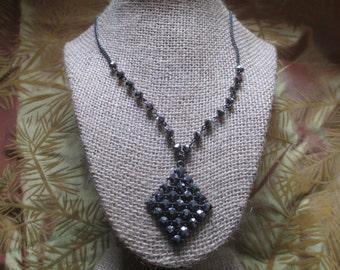 Rhinstone Necklace