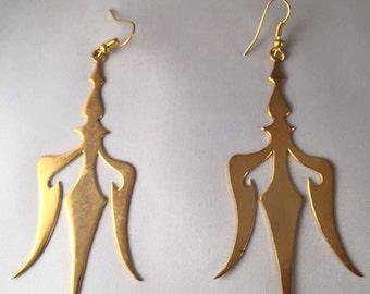 Trishula Variation Earrings
