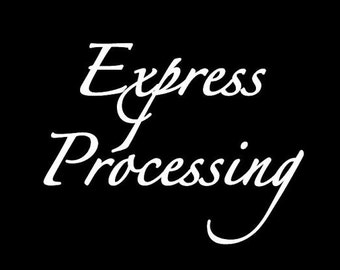 EXPRESS PROCESSING