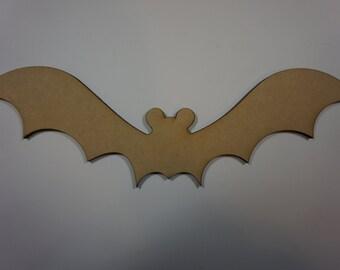 Bat Cutout