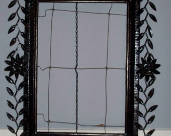 Spanish Style Metal Frame