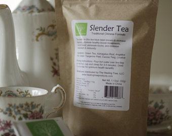 Slender Tea | Promotes Natural Weight Loss | 20 Tea Bags