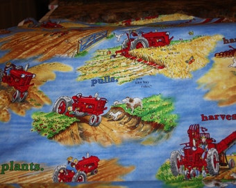 IHC Equipment Fabric, International Fabric,